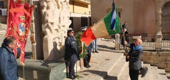 Commemorazione del Partigiano Antonino Amato