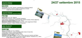 Viaggio alla scoperta del Fiume Platani
