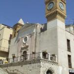 Casotti e Torre dell'Orologio