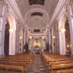 Interno Chiesa SS. Trinità